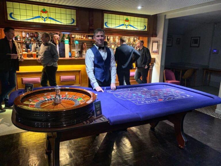 Ace Events Casino Hire Roulette Table